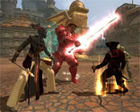 le jeu mmorpg Everquest 2