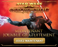 Jouer a Star Wars Old Republic