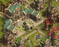 Jeux mmoprg The Settlers Online
